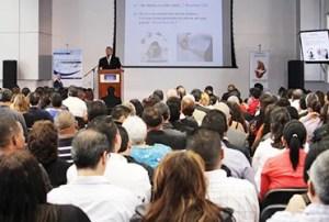 La conferencia reunió temas financieros basados en las Sagradas Escrituras / UPV