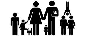 El escritor establece que las personas quieren redefinir el significado de 'familia'