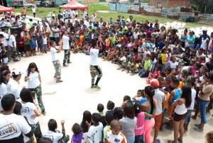 Miles de comunidades fueron visitadas por El Evangelio Cambia / Prensa Maranatha
