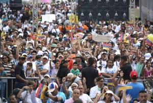 El evento que concentró a miles de venezolanos para orar por la nación / GCPV