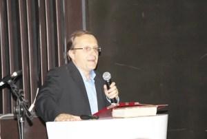 El Dr. Andrés Panasiuk dictó un curso de liderazgo sobre Mayordomía / VyV