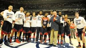 El actual director de USA Basketball tiene sus bases y valores en su relación personal con Dios