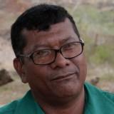 José Maicán, pastor y militar de la Fuerza Armada Nacional Bolivariana