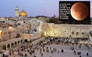 """""""Reuniré a todas las naciones, y... entraré en juicio con ellas, porque ellas esparcieron entre las naciones a mi pueblo Israel, y repartieron mi propia tierra"""" (Joel 3:1-2) / EFE"""