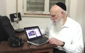 El rabino Matityahu Glazerson, uno de los principales expertos del mundo en los códigos de la Biblia