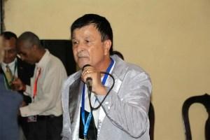 El pastor Juan Carlos Díaz de Argentina trajo una palabra de sanidad sobre la tierra venezolana / VyV