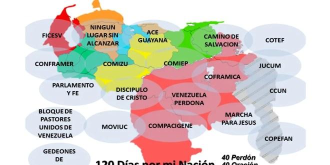 Inició el Plan 120 días por Venezuela