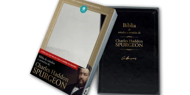 "LifeWay/Holman presenta la Biblia de estudio ""Spurgeon"""