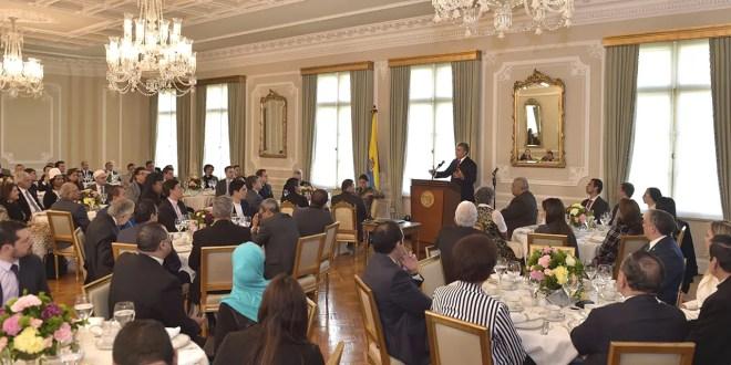 Presidente Duque invita a las iglesias a ser aliadas en la defensa de la familia