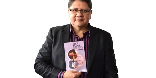 """Pastor Ildomar Dos Santos presenta su nuevo libro """"Las 3 etapas del diezmo en la Biblia"""""""