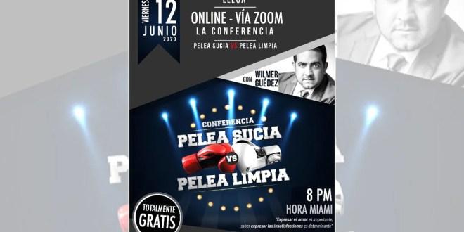 Conferencia 'Pelea sucia vs Pelea limpia Online'
