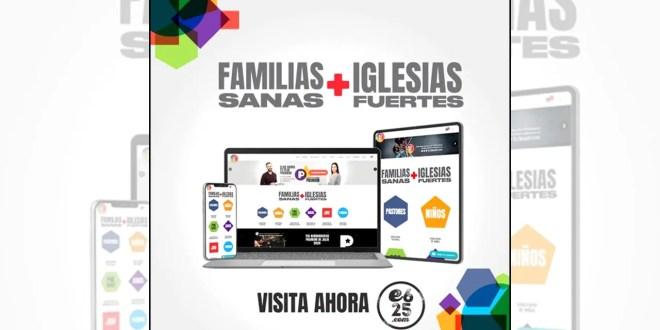 e625.com estrena nuevo sitio web con recursos para mantener familias sanas e iglesias fuertes