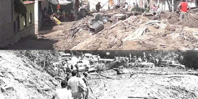 'El profeta mayor' anunció hace 33 años el desbordamiento en el río El Limón