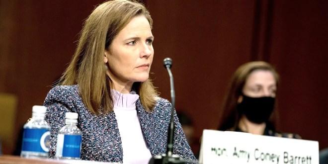 Amy Coney Barrett habla sobre su fe y el aborto en audiencia de confirmación