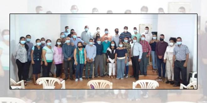 Iglesias del municipio Antolín del Campo en Nueva Esparta realizaron toma evangelística