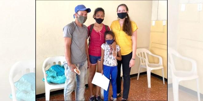 Un viaje de 1.000 millas para los refugiados venezolanos
