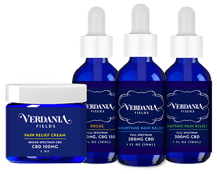 Focus and Pain Natural Hemp Products