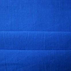 Organic Cotton - Marine blue