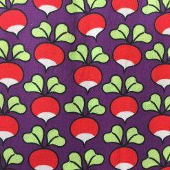 Duns Purple Radish Duvet Organic Cotton