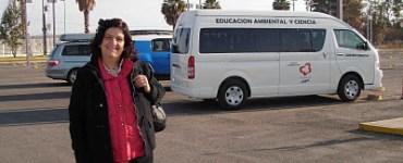 Valeria Souza. Imagen tomada de su blog