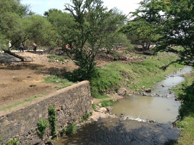 Arroyo Cedros, en Ixtlahuacán de los Membrillos. Foto: Mario Galindo