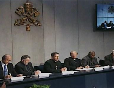 Representantes de la iglesia católica lanzaron en el Vaticano 10 propuestas a los representantes gubernamentales de la COP21