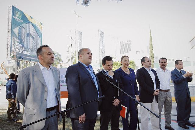Anuncio de la regulación de publicidad exterior en en Área Metropolitana de Guadalajara. Foto: Ayuntamiento de Guadalajara