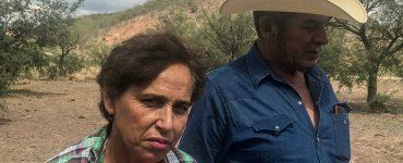 Contaminación por el Río Sonora. Foto: Lydiette Carrión