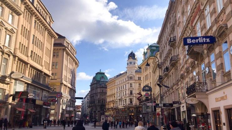 Viena, capital de Austria. Foto: Maitane Pérez