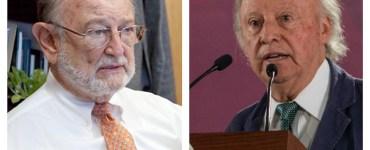 José Sarukhán y Víctor Manuel Toledo