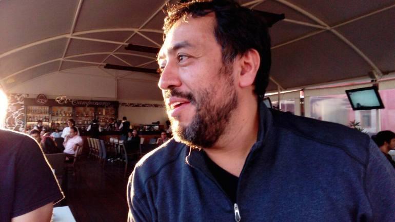 Javier Miranda, académico de la UNAM