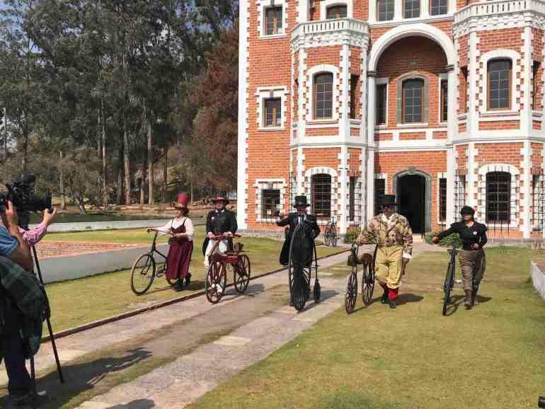 La bicicleta en la CDMX documental