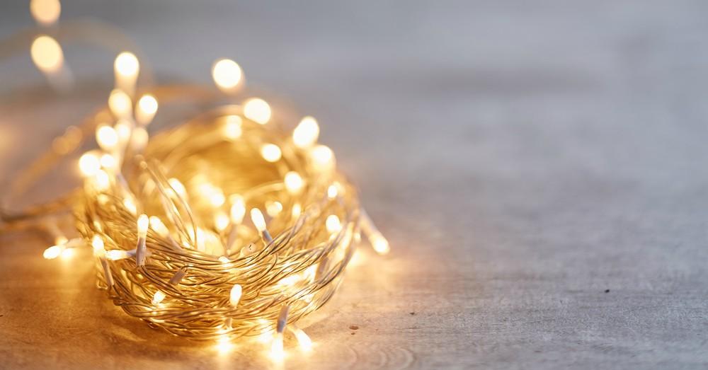 Cmo decorar con luces de Navidad  Blog Verdecora