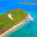 【ラン島×MavicPro】パタヤビーチから船で40分の楽園ドローン空撮