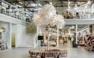 Helsinkiin suunnitellaan kierrätysostoskeskusta ruotsalaisen ReTunan mallin mukaan