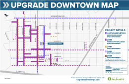 Map courtesy of upgradedowntownpa.com