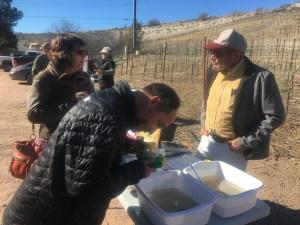 Fundraiser at Salt Mine Wines
