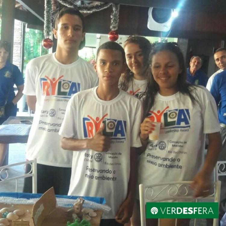 Rotary Clube em ação ambiental com o projeto Neutralize-se
