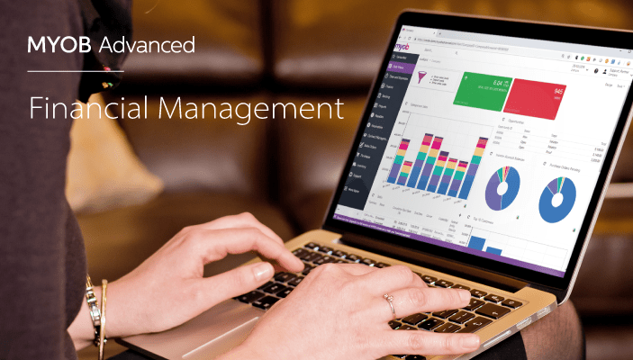 MYOB Advanced Financial Management