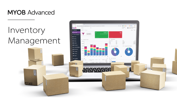 MYOB Advanced Inventory Management