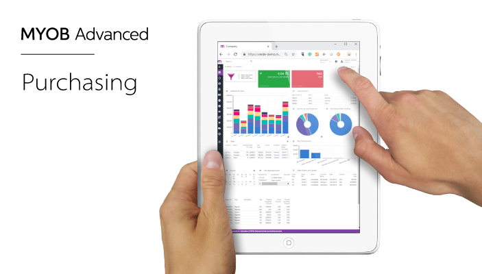 MYOB Advanced Purchasing