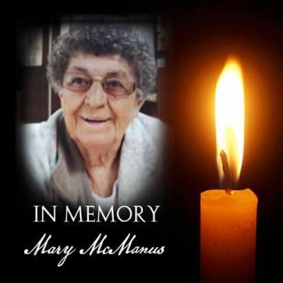 Memorial Donation in the name of Mary T. McManus