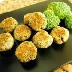 Polpette Broccoli e Quinoa