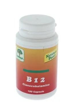 Vitamina B12 - Cianocobalamina