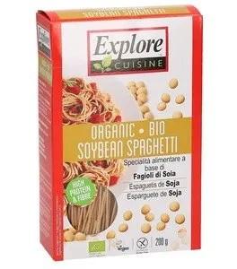 Spaghetti di Fagioli di Soia Gialla