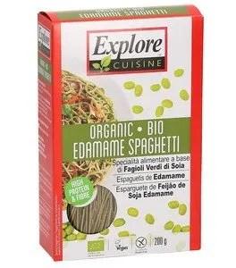 Spaghetti di Fagioli Verdi di Soia Bio