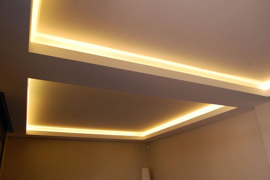 Iluminacin LED Barcelona