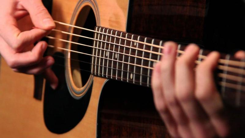 cara belajar bermain gitar