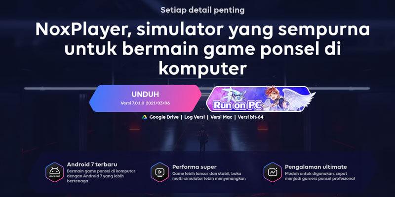 emulator cepat