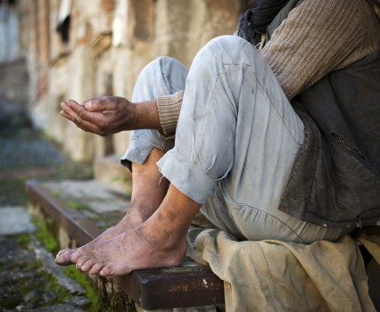 Does the First Amendment Protect Begging?